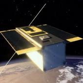 """""""PHONESAT"""" đầu tiên được phóng thành công vào quỹ đạo"""