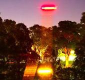 """""""Võ sĩ giác đấu"""" chộp được UFO"""