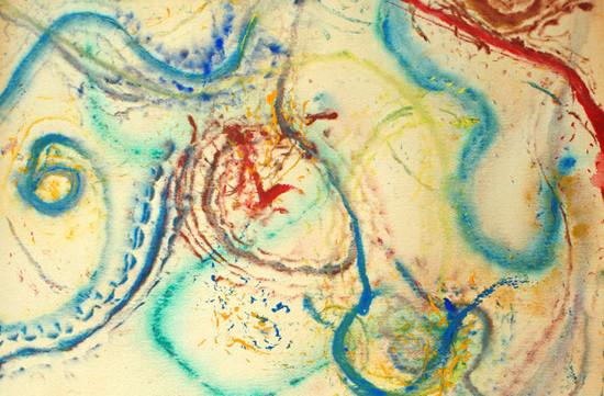 Tranh vẽ của côn trùng