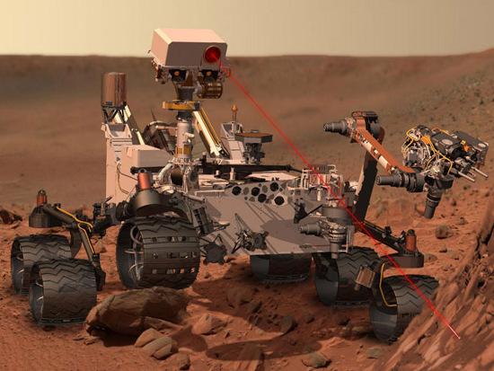 Điều gì sẽ xảy ra nếu vi khuẩn sống trên Curiosity có thể sống sót trên sao Hỏa?