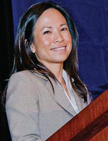 Giáo sư Nguyễn Thục Quyên