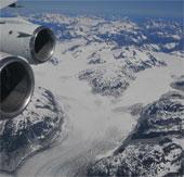 20% sông băng Canada biến mất trong thế kỷ này