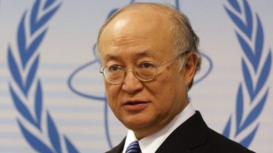 Tổng Giám đốc IAEA, ông Yukiya Amano.