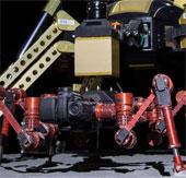 Robot Đức sẽ thám hiểm Mặt trăng