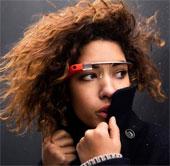 """Google Glass tích hợp """"dấu vân tay thời trang"""""""