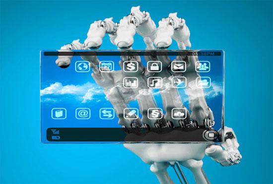 Robot giờ đây đã có mây điện toán riêng