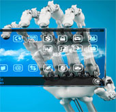Internet cho robot
