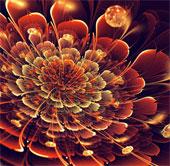 Tuyệt tác hoa hình thành nhờ công nghệ thời @