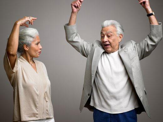 Nhảy múa giúp tăng cường sức khỏe và giảm các triệu chứng stress.