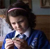 Bé gái 4 tuổi phát hiện loài khủng long mới