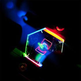 Độc đáo công nghệ 3D mới không cần dùng kính