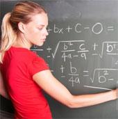 """Phụ nữ """"né"""" ngành kỹ thuật do dốt toán?"""