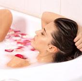 Sữa tắm khiến phụ nữ dễ mắc bệnh tình dục