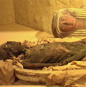 Phát hiện gây sốc về xác ướp Ai Cập