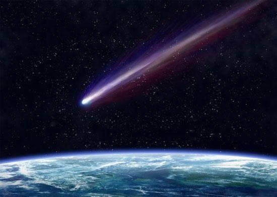 Xuất hiện quả cầu lửa bí ẩn trên bầu trời Mỹ