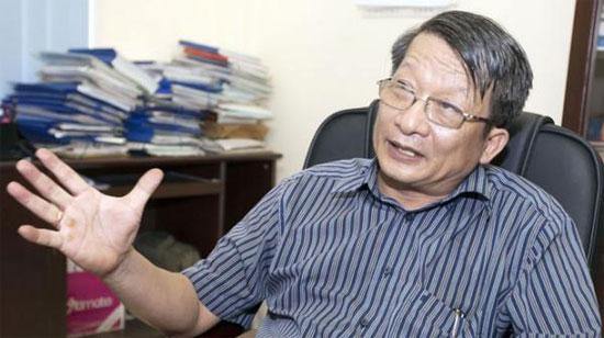 PGS. TS Hà Minh Hòa.