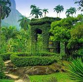 Những vườn thực vật đẹp nhất thế giới