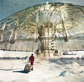 Những tòa nhà kỳ dị của tương lai