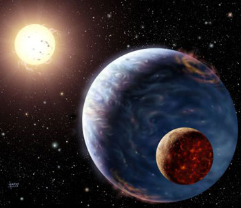 Hình ảnh 1.235 hành tinh có thể có sự sống