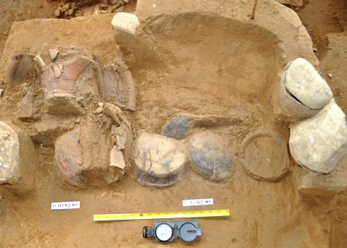 Phát hiện quần thể mộ táng nghìn năm của cư dân Sa Huỳnh