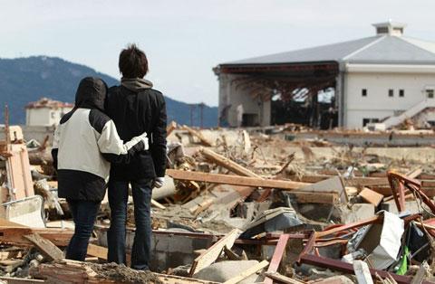 Những điềm báo trước thảm hoạ ở Nhật?