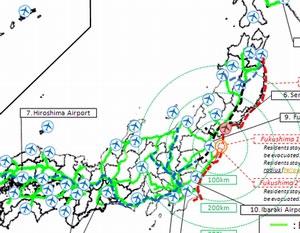 Sân bay Nhật Bản an toàn về nồng độ phóng xạ
