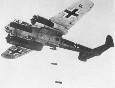 Phát hiện chiến đấu cơ còn nguyên vẹn của Đức quốc xã dưới biển