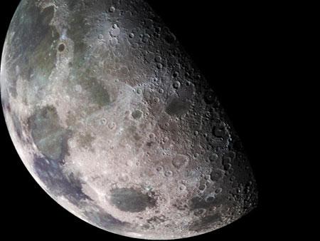 Nga quyết tâm xây căn cứ trên mặt trăng