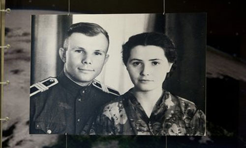 Nga công bố tài liệu mật về phi hành gia đầu tiên