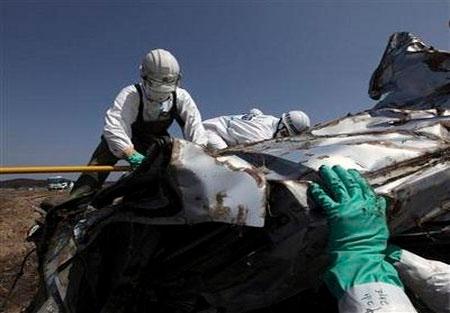 Nhật Bản lại rung chuyển đúng 1 tháng sau thảm họa kép