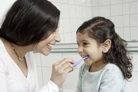 """""""Sức khoẻ"""" của răng liên quan đến não"""