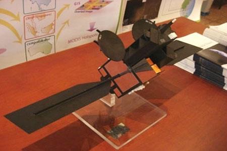 Năm 2014: Việt Nam sẽ phóng vệ tinh viễn thám