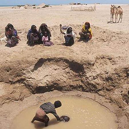 Thế giới đối mặt nguy cơ xung đột nguồn nước