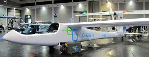 Phát triển máy bay chạy bằng điện