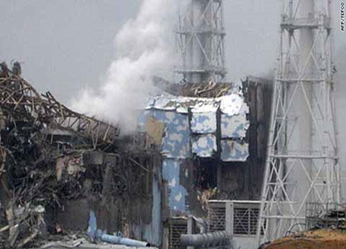 Sóng thần đe dọa nhà máy điện hạt nhân châu Á