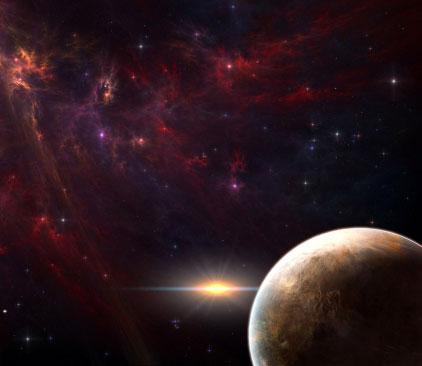 Phát hiện vụ nổ kỳ lạ tại một thiên hà xa xôi