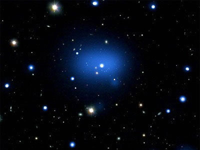 Thiên hà đẹp kì lạ qua 3 phút video