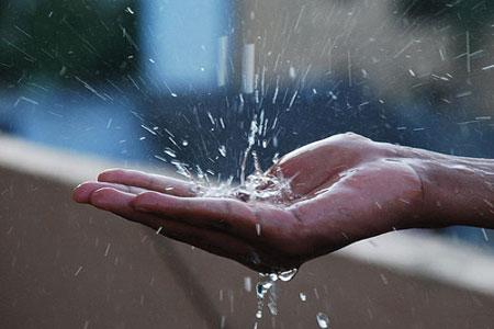 Phóng xạ trong nước mưa đã giảm gần hết