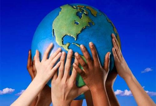 Lời nhắc nhở nhân Ngày trái đất 2011