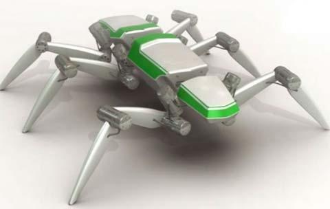 Robot côn trùng