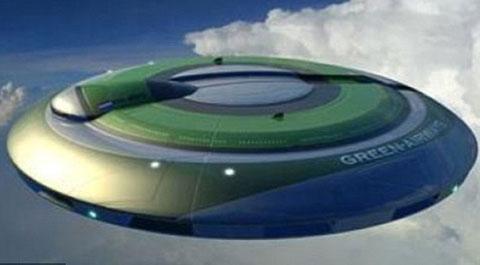 Không quân Nga sẽ trang bị đĩa bay
