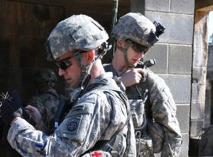 Lính Mỹ sẽ dùng smartphone Android khi xung trận