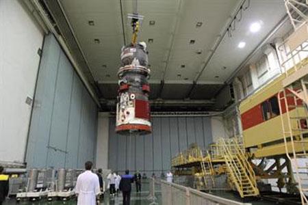 Nga phóng tàu vận tải Tiến bộ M-10M lên ISS