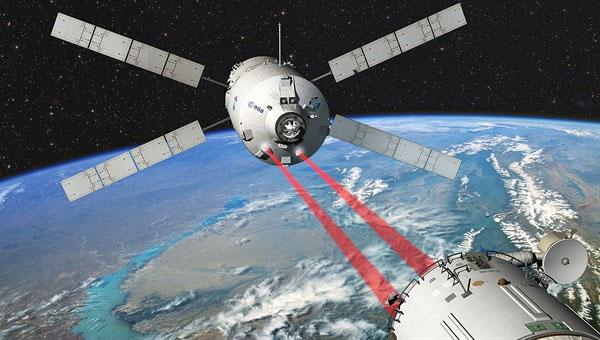 Tàu Edoardo Amaldi đẩy ISS lên quỹ đạo mới