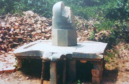 Bộ Linga - Yoni được xác định là lớn nhất Đông Nam Á được phát hiện tại thánh địa Cát Tiên