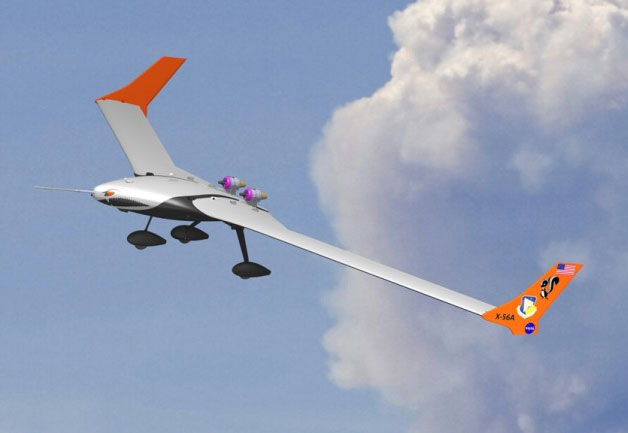 NASA phát triển thế hệ máy bay mới siêu nhẹ và linh hoạt