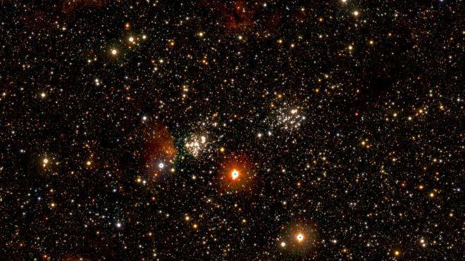 Hình ảnh mới từ dải ngân hà bao gồm 1 tỷ ngôi sao