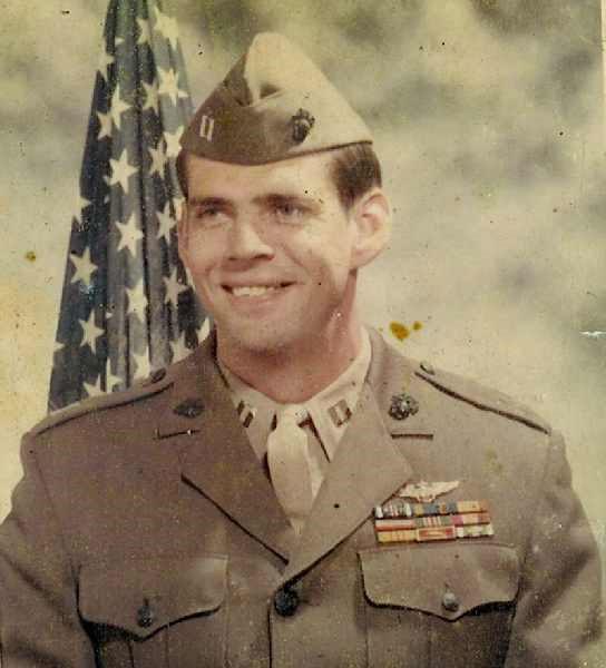 Larry Jividen khi còn phục vụ quân đội Mỹ.