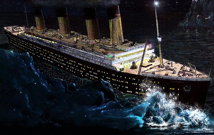 Xác tàu Titanic được Liên hợp quốc bảo vệ