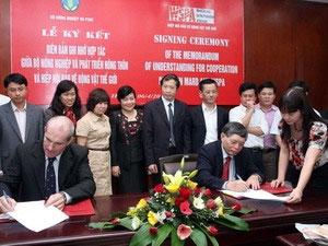 Việt Nam ký kết hợp tác bảo vệ động vật với WSAP